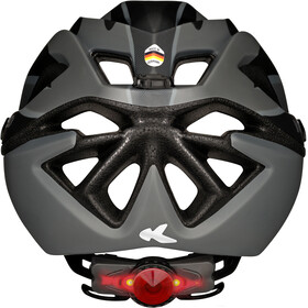 KED Spiri Two Helmet Black Anthracite Matt